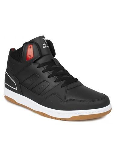 Kinetix Gina M 1Fx Erkek Sneaker Siyah